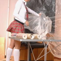 Eve Smile in 'DDF' European schoolgirl fantasy! (Thumbnail 2)