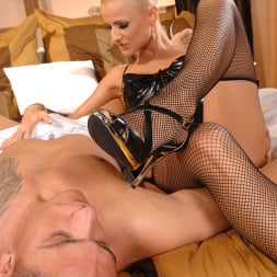 C.J. in 'DDF' Her Pantyhose are a cock magnet! (Thumbnail 4)