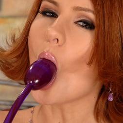 Zuzana Z. in 'DDF' Zuzana and the purple butt tail! (Thumbnail 4)