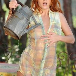 Denisa Heaven in 'DDF' Party In Her Garden (Thumbnail 5)