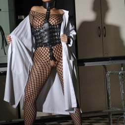 Black Angelica in 'DDF' Hot babes' kinky domination game (Thumbnail 2)