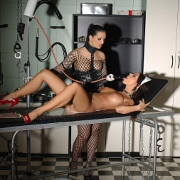 Black Angelica in 'DDF' Hot babes' kinky domination game (Thumbnail 10)