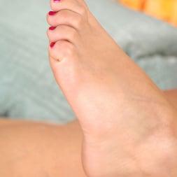 Angel Rivas in 'DDF' Hardcore foot fetish action (Thumbnail 14)