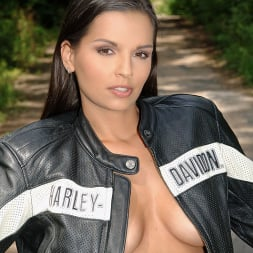Eve Angel in 'DDF' The Harley Strip (Thumbnail 2)