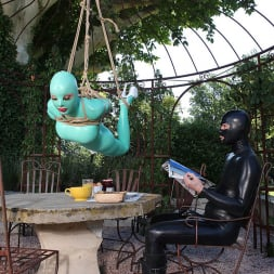 Latex Lucy in 'DDF' Suspended Penetration (Thumbnail 6)