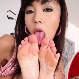 Marica Hase in 'DDF' Their Toe Game (Thumbnail 6)