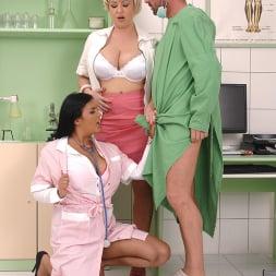 Sandra Boobies in 'DDF' Swallow The Surgeon (Thumbnail 2)