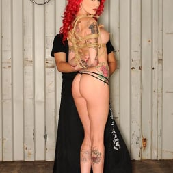Becky Holt in 'DDF' Tats And Ropes (Thumbnail 4)