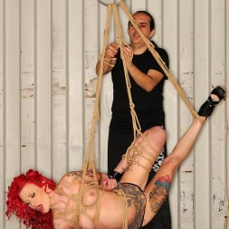 Becky Holt in 'DDF' Tats And Ropes (Thumbnail 11)