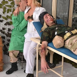 Lucy Heart in 'DDF' Military Mischief (Thumbnail 1)