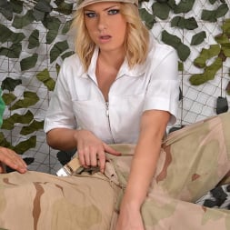 Lucy Heart in 'DDF' Military Mischief (Thumbnail 2)
