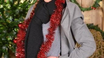 Alexis Crystal in 'True Holiday Warmth'