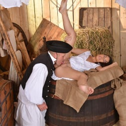Jess West in 'DDF' Peasant Pleasantry (Thumbnail 5)