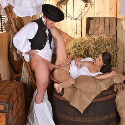 Jess West in 'DDF' Peasant Pleasantry (Thumbnail 7)