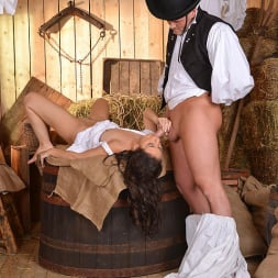 Jess West in 'DDF' Peasant Pleasantry (Thumbnail 9)
