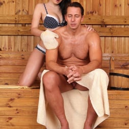 Lucy Ly in 'DDF' Sauna Sweetie (Thumbnail 2)