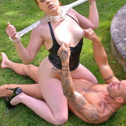 Isabel Dean in 'DDF' Yoked For His Use (Thumbnail 10)