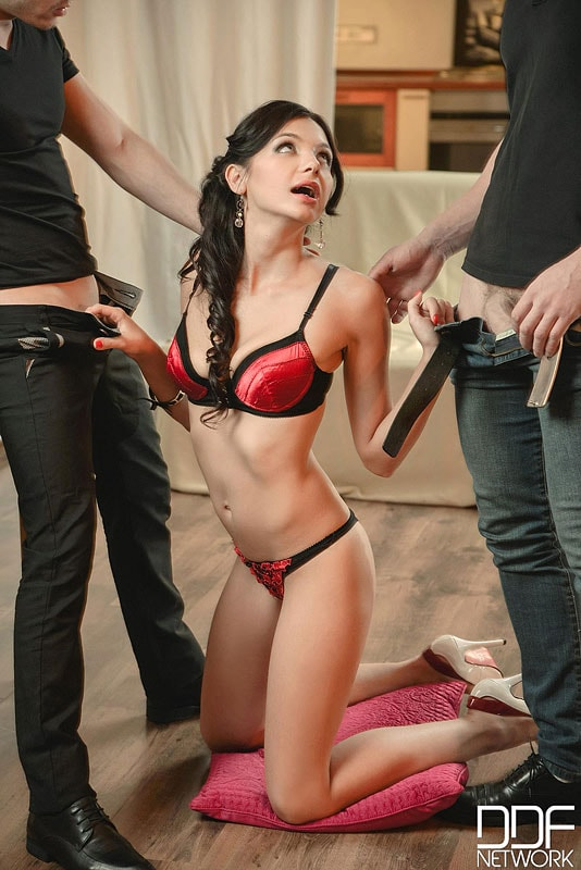 DDF 'A Babe And Two Buddies' starring Anita Sparkle (Photo 5)