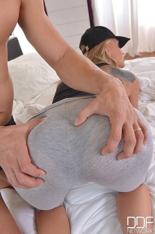 DDF 'Yoga Cutie Gets Ass Fucked' starring Kayla Green (Photo 5)