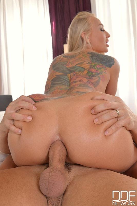 DDF 'Yoga Cutie Gets Ass Fucked' starring Kayla Green (Photo 12)