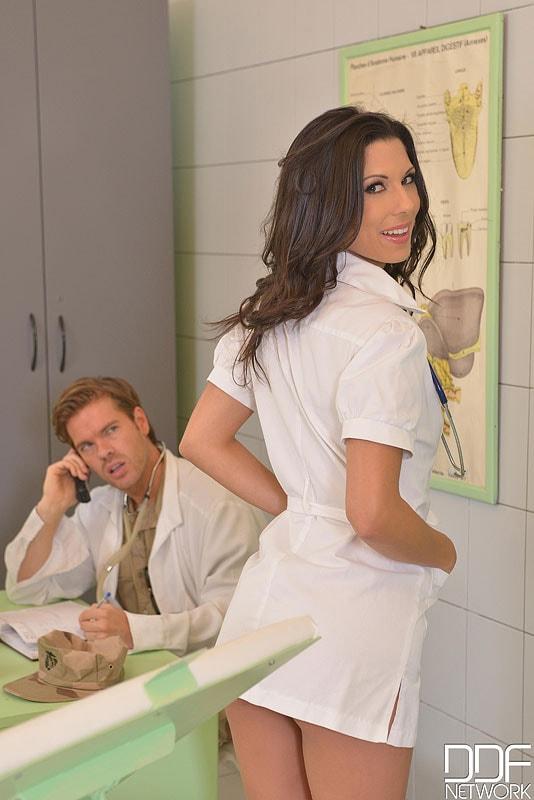 DDF 'The Carnal Clinic' starring Alexa Tomas (Photo 1)