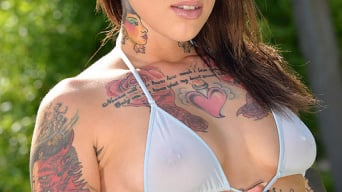 Lauren in 'Tattooed Temptation'